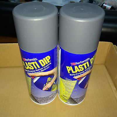 Plasti Dip Plastidip Gunmetal Spray Cans (WHEEL PACK) 4 for $82.95 delivered