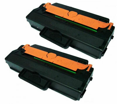 2PK MLT-D103L (High Yield) Black Toner Cartridges for Samsung ML-2955 SCX-4729