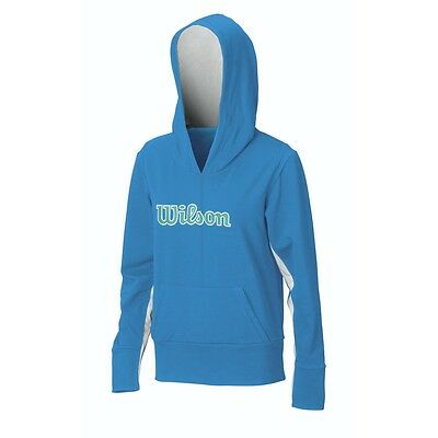 BNWT Wilson Women's Stretch Tennis Hoody  BUY 3 TENNIS CLOTHING ITEMS FREEPOST