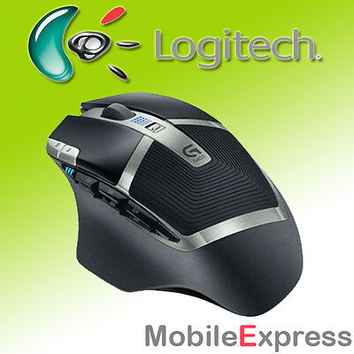 GENUINE Logitech Gaming G602 Wireless Precision USB Laser Mouse