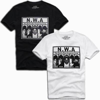 "★ N.W.A. ""World's Most Dangerous Group"" T-Shirt Gr. S/M/L/XL ★"