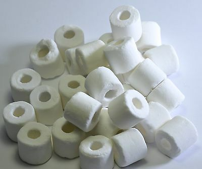 Aquarium Bio Ceramic Rings Highly Porous Fish Tank Filter Media