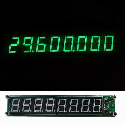 green0.1-60MHz 20MHz ~ 2.4GHz RF Singal Frequency Counter Cymometer Tester Meter