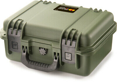 """Military Container 30/""""L x 36/""""w x 24/""""T Hardigg ROTO MOLDED Flat Case OD Green"""