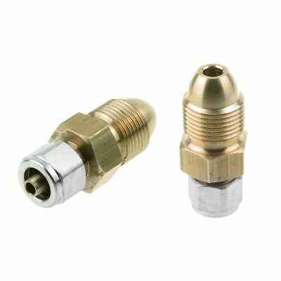 Calor Propane Cylinder (POL) Adapter to 8mm Poly Pipe FARO