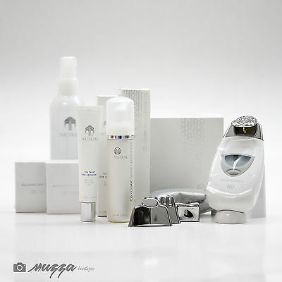 Nu Skin ageLOC Galvanic Spa System II Facial Package. White E:2017 Special Price