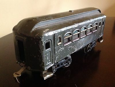 Lionel Pre-War Pullman No. 35 New York Central Lines Passenger Car 1920's