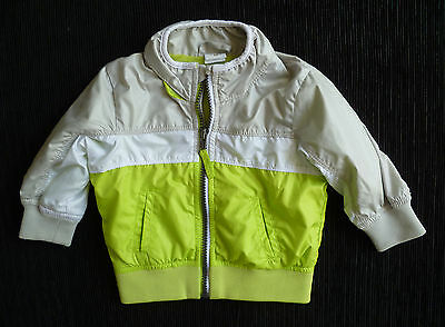 Baby clothes BOY 3-6m H&M (4-6m) polyester rainproof jacket lightweight zip NEW!