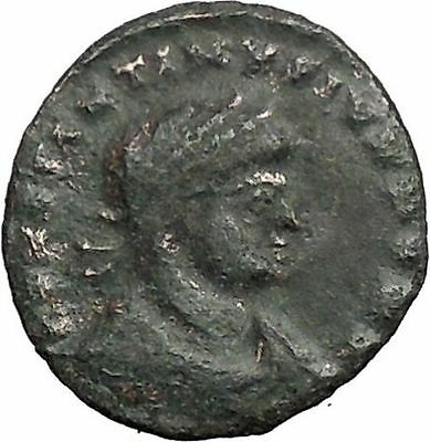 CONSTANTINE II son of  Constantine the Great Ancient Roman Coin Standard i56109