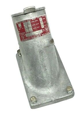 APPLETON CPR-23 45-Degree Angled Replacement Receptacle 20 AMP USED