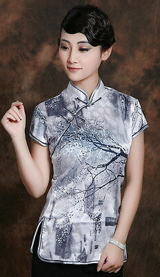 Women New Arrival Blouses Chinese Traditionary Style Shirt Tops M L XL XXL 3XL