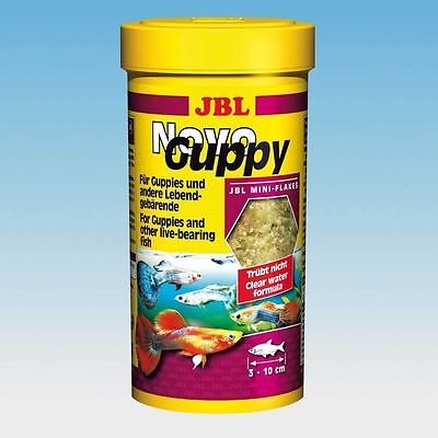 JBL NovoGuppy, Novo Guppy 100ml,250ml FISH FOOD