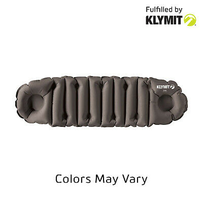 KLYMIT Cush Inflatable Lightweight Camping Seat or Pillow - BRAND NEW