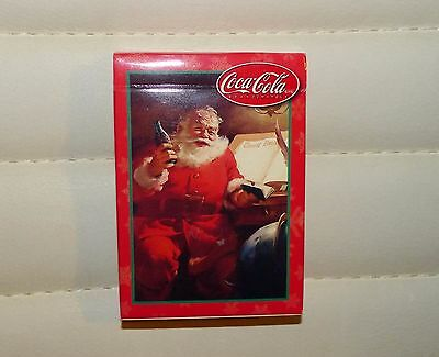 Coca Cola  Playing Deck Cards,Santa Claus,rare edition