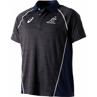 2016 Mens Wallabies Australia Replica Jersey ASICS S-3XL