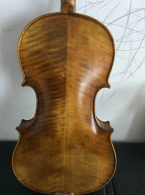 Viola Stradi style 16.5'' with best handcraft flamed maple back spruce top S3
