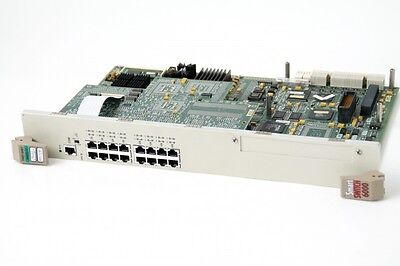 Enterasys Cabletron 6H252-17 Fast Ethernet Smartswitch 6000 Interface Module