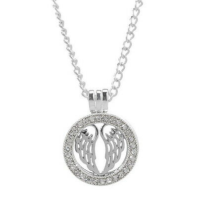 Beautiful Angel Wing Necklace with bonus Charm