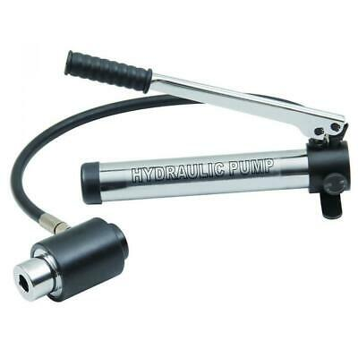 """Hydraulic Hole Punch Knockout Set 6 Dies(22 - 60 mm, 7/8"""" - 2 3/8"""", 11 tons)K-8B"""