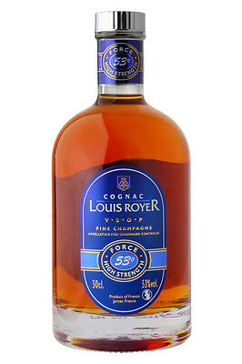 Louis Royer Vsop 53 Edition 500Ml Premium Brandy Bottle