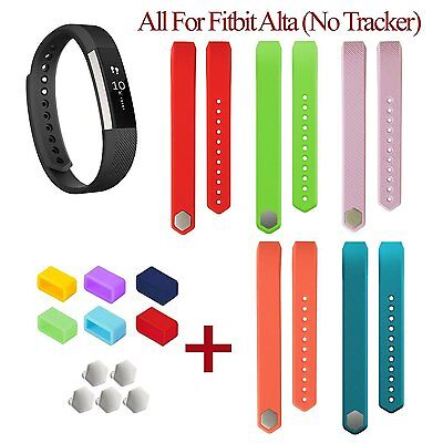 5Pack Large/Small Replacement Wristband Band Strap for Fitbit Alta ( No Tracker)
