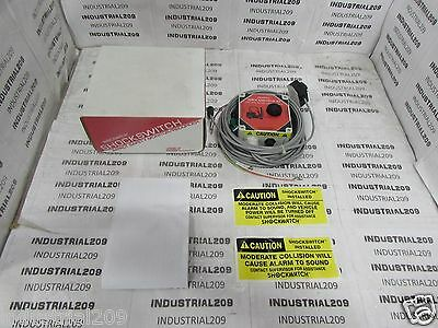 Shockwatch Shockswitch Id Safety Alarm , Recorder , Vechicle Log On New In Box