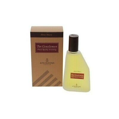 ATKINSONS for gentlemen after shave dopobarba 145 ml