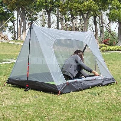Family Outdoor 2 Person Camping Hiking Beach Shelter Backpacking Pop Up Tent