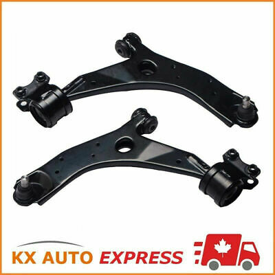 Front Left & Right Lower Control Arm & Ball Joint Assembly For Mazda 3 2008 2009