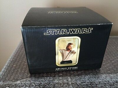 Star Wars Gentle Giant Obi-Wan Kenobi Limited Bust Low #854 of 2500