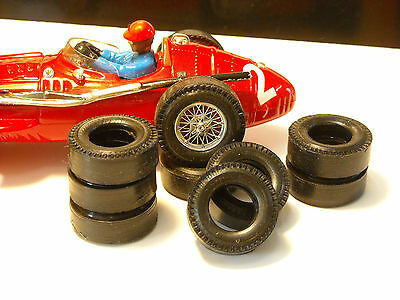 8 rear tires urethane for CARTRIX - IRL