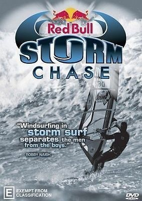Red Bull Storm Chase Dvd Brand New Sealed All Region Free Postage!