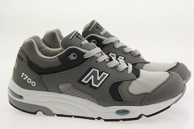 de7e14c895a6 New Balance Men 1700 Heritage M1700GRA gray light grey black M1700GRA