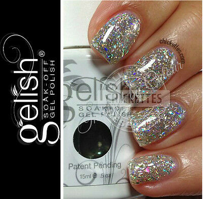 Harmony Gelish ® Soak Off Gel Nail Polish UV/LED ● KICK OFF THE NEW YEAR ●15ml
