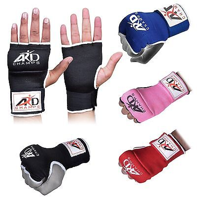 ARD™ Boxing Fist Inner Gloves Hand Wraps Muay Thai Boxing Martial Arts Blue