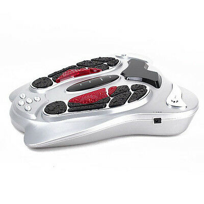 2016 New Electromagnetic Wave Pulse Foot Massager Circulation Booster