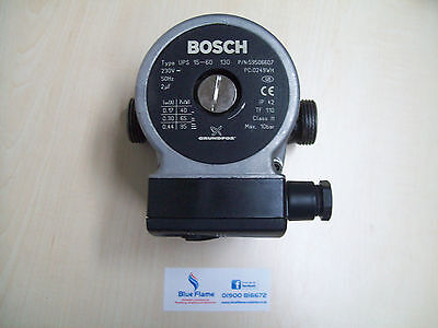 Worcester Bosch Grundfos Pump 87161431080 87161431070 Fits Many Free Uk P+P