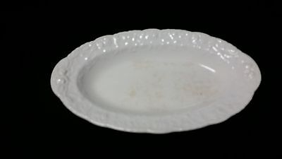 Pope Gosser ROSE POINT - Oval Relish Dish