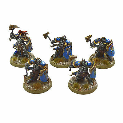 STORMCAST ETERNALS 5 Liberators #1 PRO PAINTED Warhammer Age of Sigmar Order