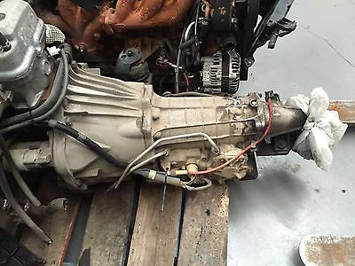 Ford Falcon Au Good Tested Automatic Transmission 4.0 6Cyl 09/98-09/02