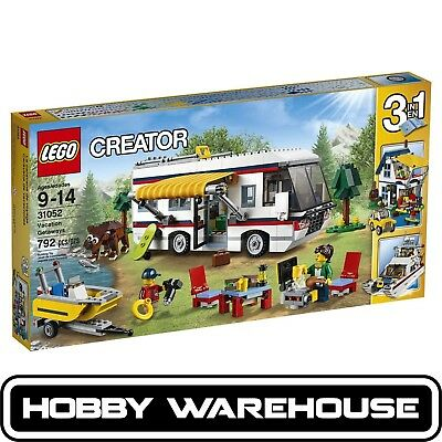 LEGO 31052 Creator Vacation Getaways (BRAND NEW SEALED)