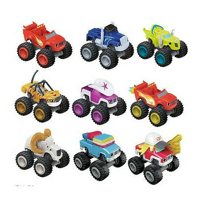 fisher-Price Blaze and the Monster Machines Die-cast Vehicle NEW