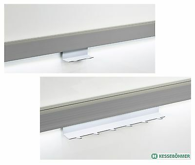 Kesseböhmer LINERO MosaiQ Hook bar titan grey Rail system Kitchen rail - NEW