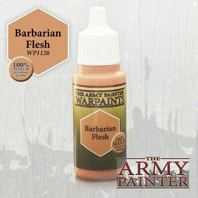 The Army Painter Warpaints Barbarian Flesh AP-WP1126 Painting Hobby
