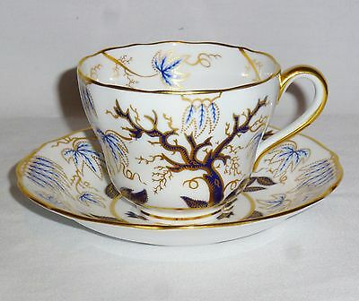 Spode Pattern #Y2925 Cups & Saucers