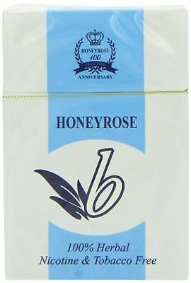Honeyrose Blue Herbal Cigarettes - Pack of 20 Cigarettes by Honeyrose Product...