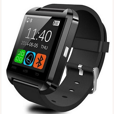 Smart Watch U8 Orologio Bluetooth Phone Ios Apple Android