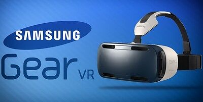 Genuine Samsung Gear Vr Oculus Virtual Reality Headset Note 7/s7/s7 Edge/ Note 5