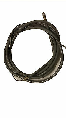ukscooters VESPA FRICTION FREE FRONT BRAKE CABLE INNER OUTER GREY NEW PX LML T5