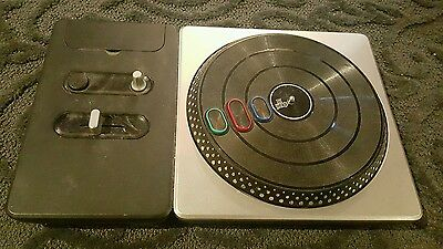 DJ Hero (Sony PlayStation 3) with 2 games